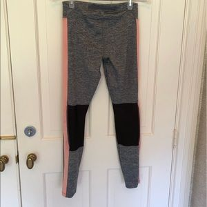 Forever 21 gray athletic leggings